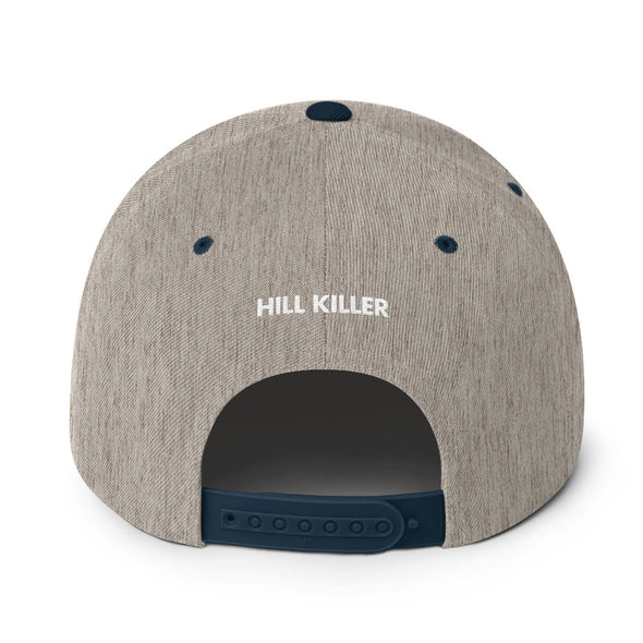 Vegan Seeds Snapback Hat Unisex Snapback Cap by Hill Killer