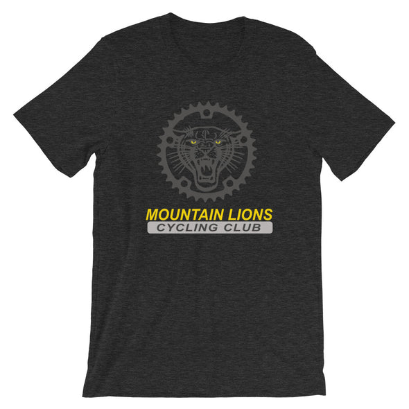 Mountain Lions Short-Sleeve Unisex T-Shirt