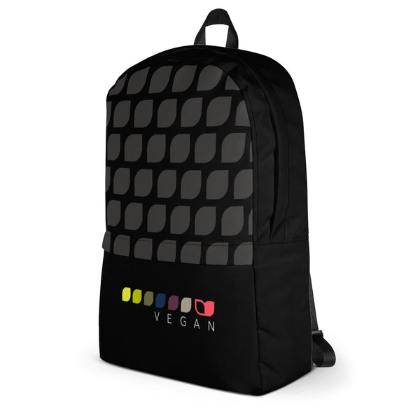 Vegan Seeds Backpack Unisex Backpack by Hill Killer