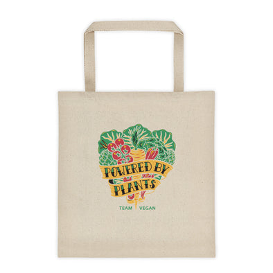 Vegan Harvest Unisex Tote by Hill Killer