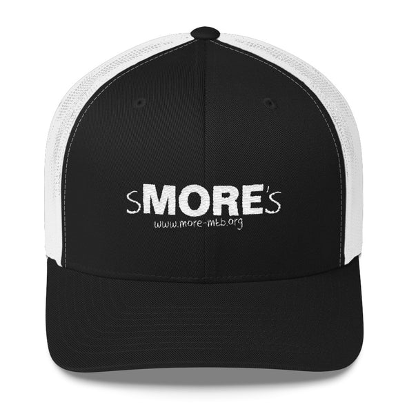 Smore's Retro Trucker Cap  Hill Killer by Hill Killer