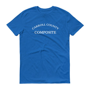 Carroll County Composite Unisex T Shirt Custom T-Shirt by Hill Killer