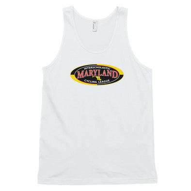 MICL - Classic logo tank top Custom Tank Top by Hill Killer