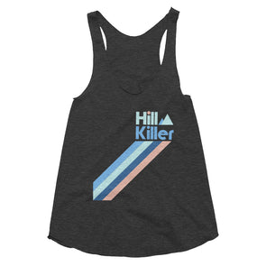 Terrace Women's Racerback Tank Top by Hill Killer