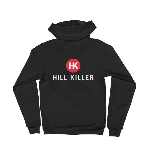 Logo Classic Unisex Hooded Sweatshirt by Hill Killer