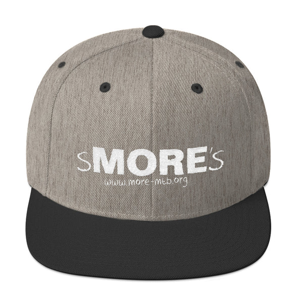 Smore's Snapback Hat Custom Smores by Hill Killer