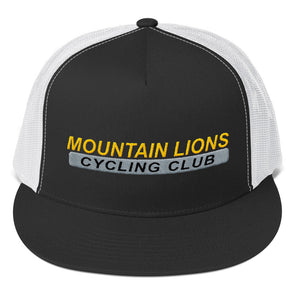 Mountain Lions Trucker Cap