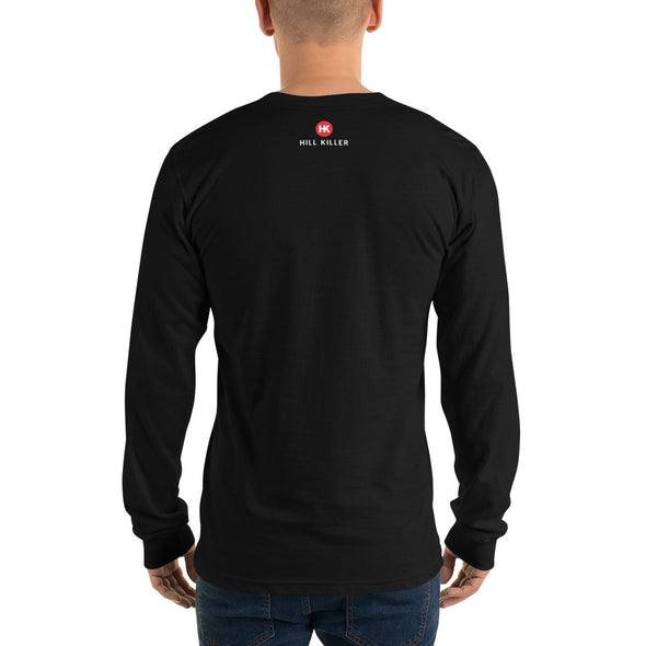 Ride or Rust Long sleeve t-shirt  Hill Killer by Hill Killer