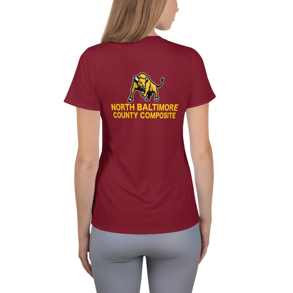 North Baltimore County Women's Tech Tee