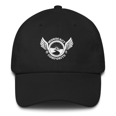 Monocacy Composite Unstructured Dad Cap Custom Monocacy Composite by Hill Killer