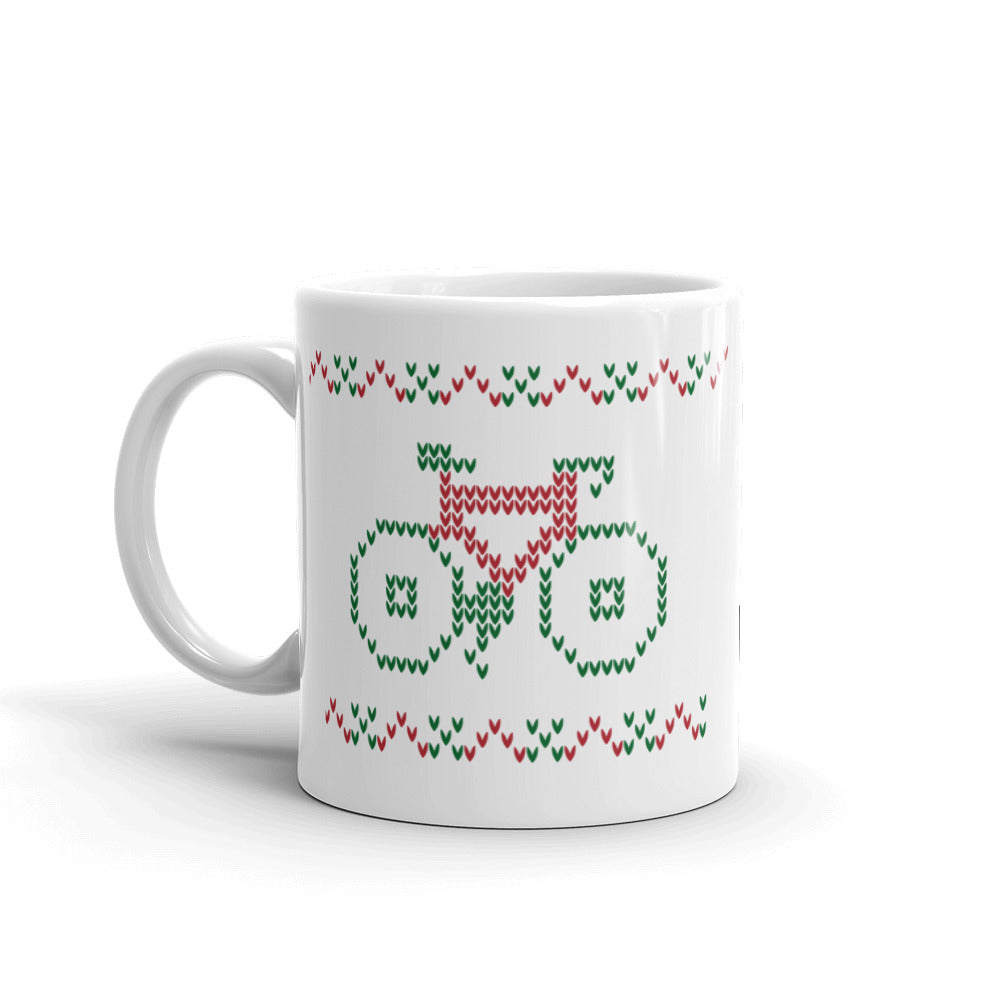 """Not So Ugly"" Christmas Mug"