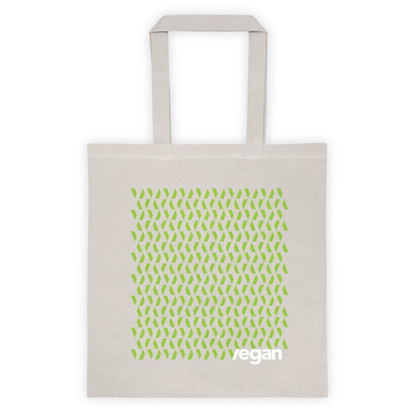 Vegan Tote Unisex Tote Bag by Hill Killer