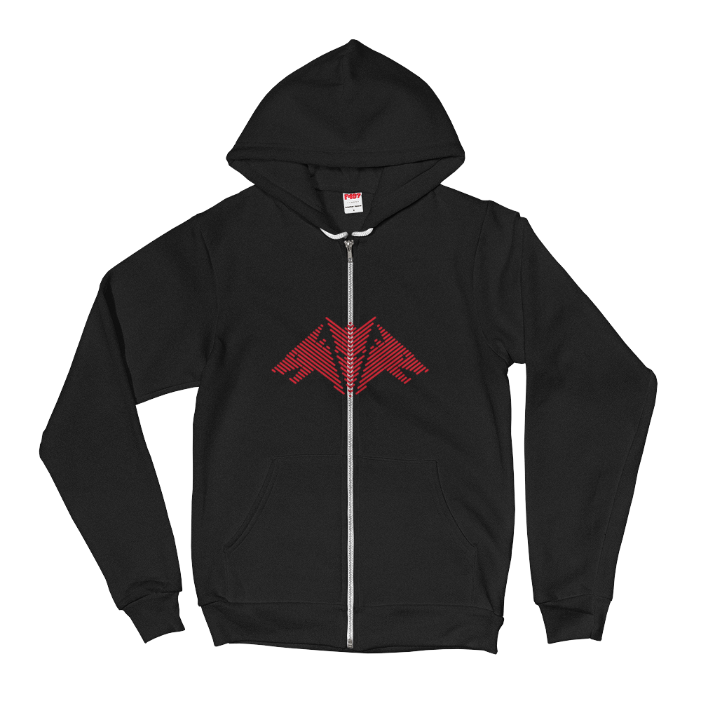 Dragon Red Hoodie  (Game of Thrones-inspired)