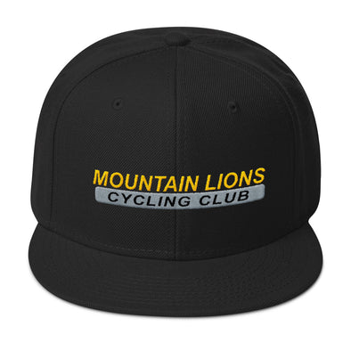Mountain Lions Snapback Hat