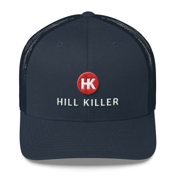 Logo Classic Unisex Trucker Hat by Hill Killer
