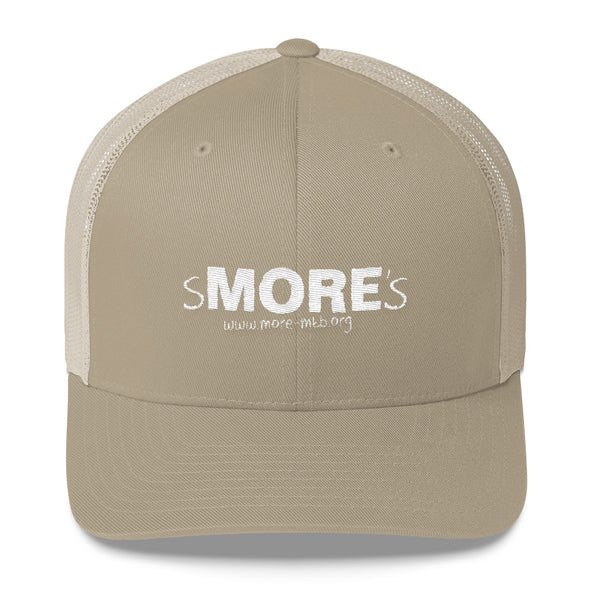 Smore's Retro Trucker Cap Custom Smores by Hill Killer