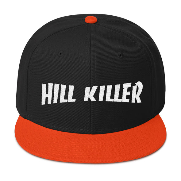Hill Killer Thrasher Snapback Hat Unisex Hill Killer by Hill Killer
