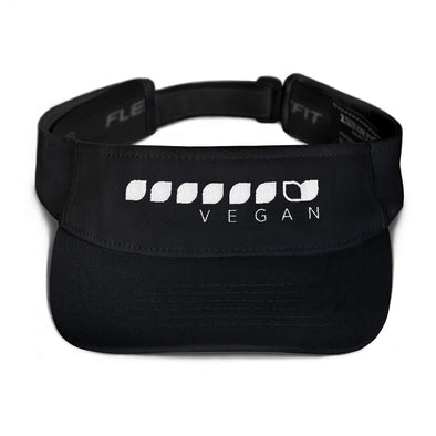 Vegan Seeds Visor Unisex Visor by Hill Killer