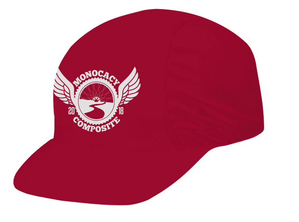 Monocacy Composite Cycling Cap Custom Monocacy Composite by Hill Killer
