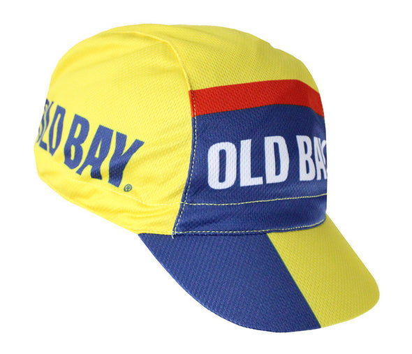 OLD BAY® Unisex Cycling Cap by Hill Killer