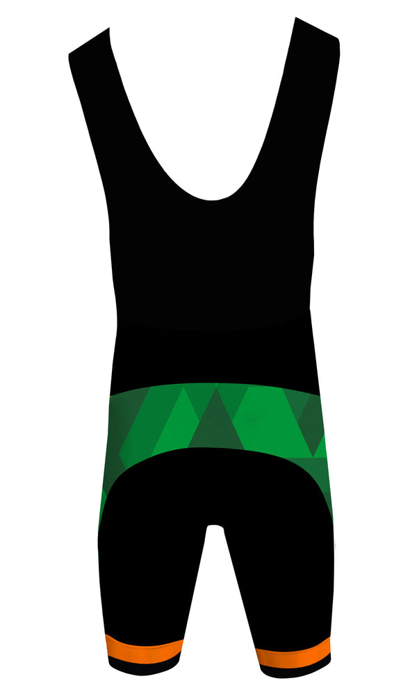The Pathfinder Men's Performance Cycling Bibs by Hill Killer