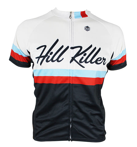The Classic Men's Cycling Jersey | Hill Killer Apparel