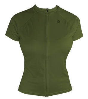 Swamp (Preorder) Women's Slim Fit Race Cut Jersey by Hill Killer