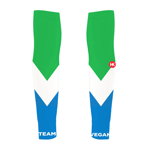 Vegan Flag Unisex Arm Warmers by Hill Killer