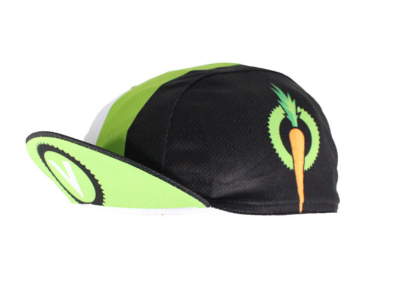 Vegan Retro Cycling Cap | Hill KIller Apparel