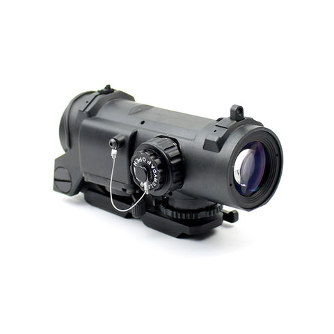 Spec Doc 1-4x Quick Zoom Rifle Scope ARMS QD Mount