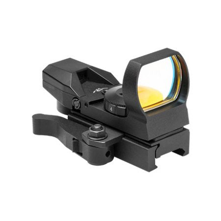 Red And Green Reflex Sight Quick Detach Multiple Reticle and Rail Mount