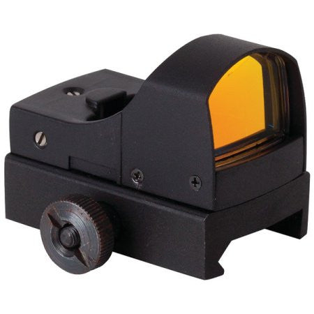 Mini Reflex Red Dot Sight with Rail Mount