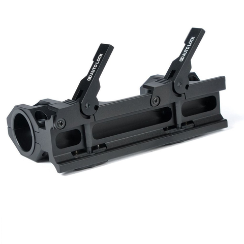 "30mm One Piece Tactical QD Recon Scope Mount w/ 1"" Inserts"