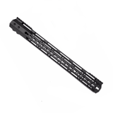 "12"" Super Slim KeyMod Gen II Cut Away Free Float Handguard"