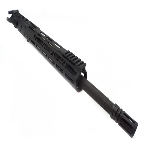 "16"" 7.62x39 12"" MLOK Super Slim Cut Away Complete Upper"