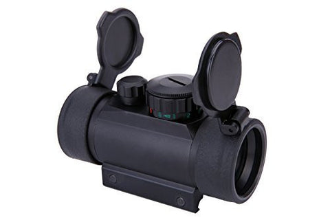 30mm Tactical Red/green Dot Sight with Weaver Picatinny Rail