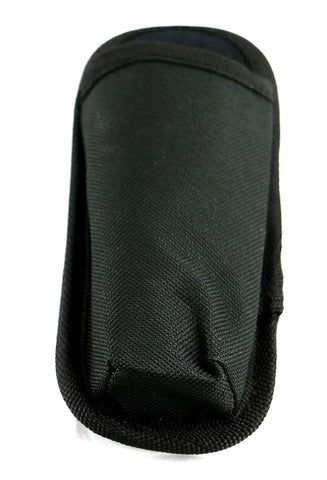 Black Durable Expandable Baton Holster Scabbard with Adjustable Strap For Multiple Belt Sizes by ACME Machine