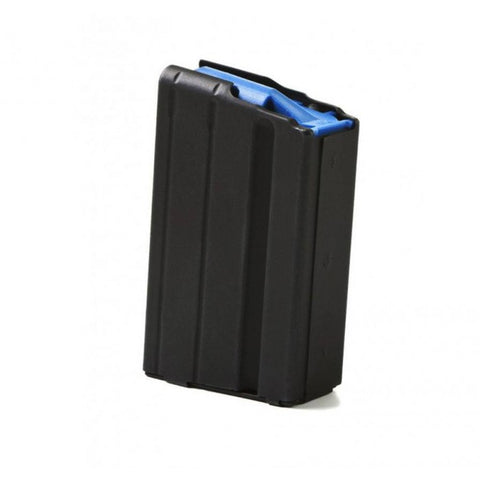 ASC 6.5 Grendel AR-15 Magazine 10 Rround Stainless Steel Black