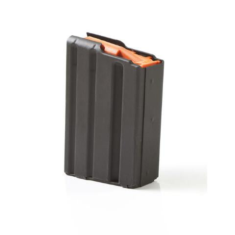 ASC AR-15 10 Round Magazine .223/5.56 Stainless Steel Black