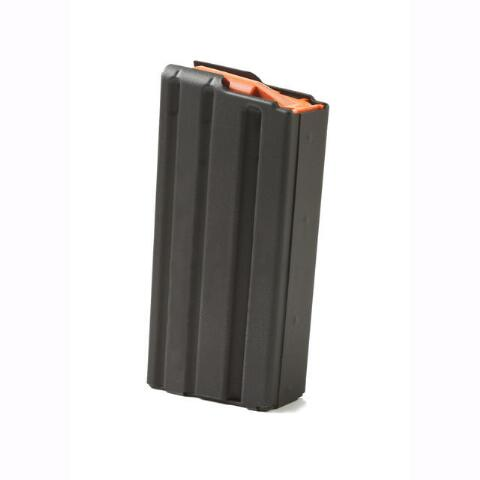 ASC AR-15 20 Round Magazine .223/5.56 Stainless Steel Black