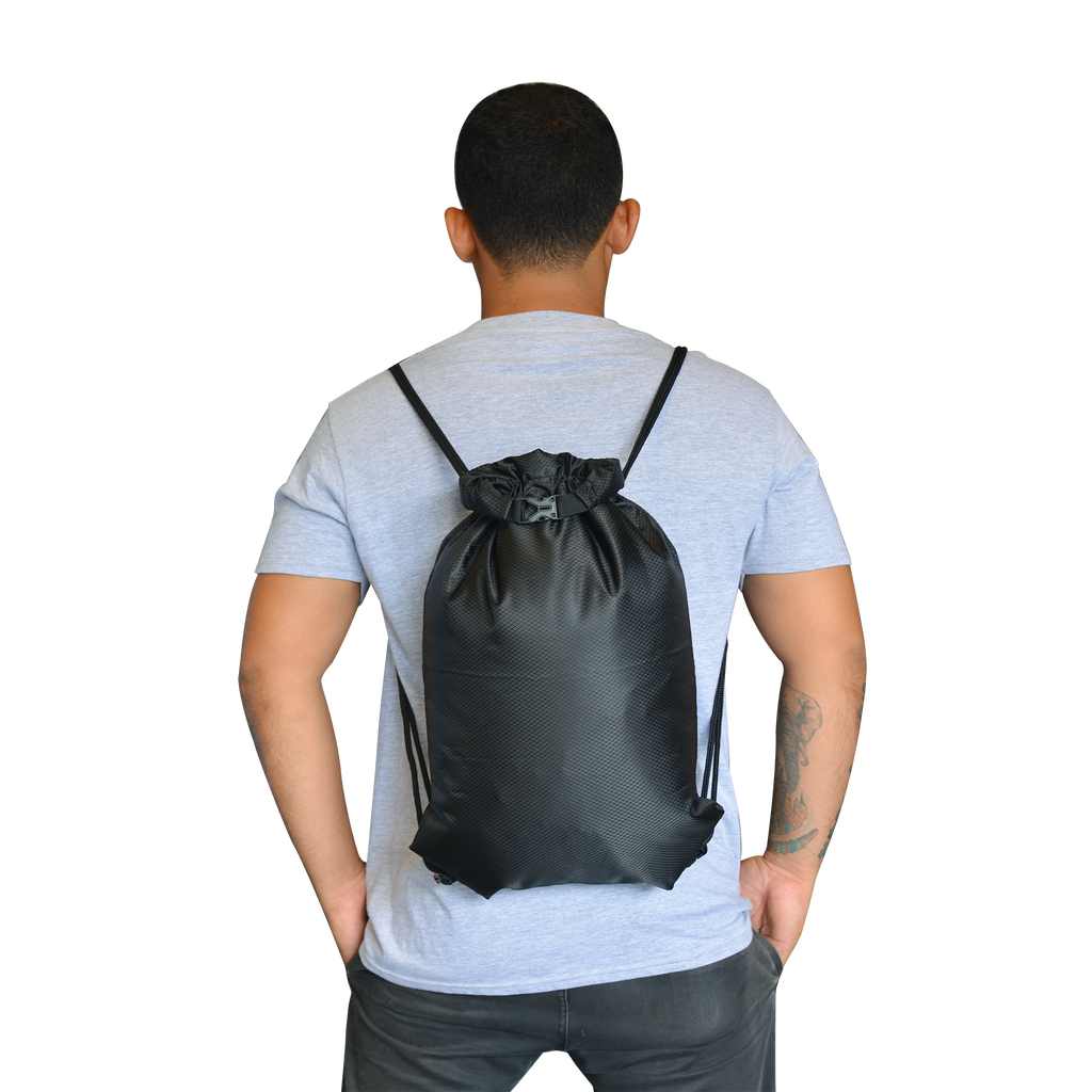 15 Liter Lightweight Waterproof Drawstring Bag