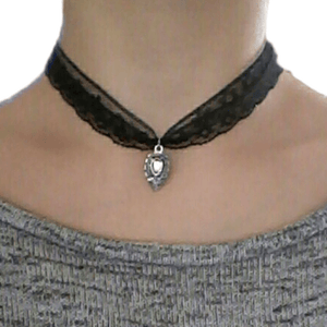 3 Piece Choker Necklace Set - Fantasy Jewelry Online