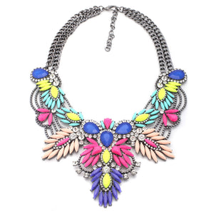 Abbey Statement Necklace Offer - Fantasy Jewelry Online