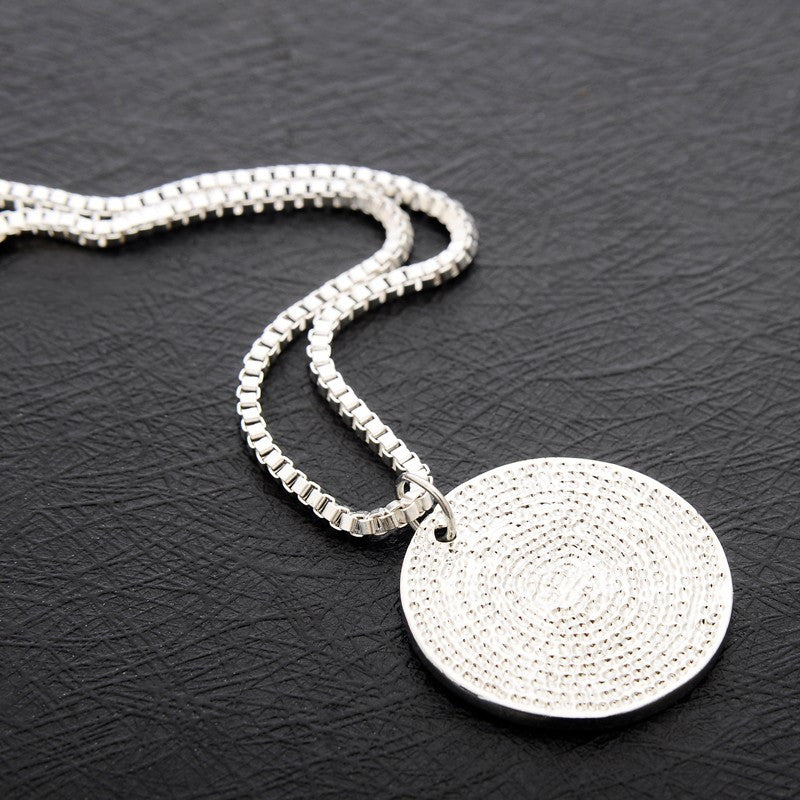 Let's Go! Pendant Necklace - Fantasy Jewelry Online