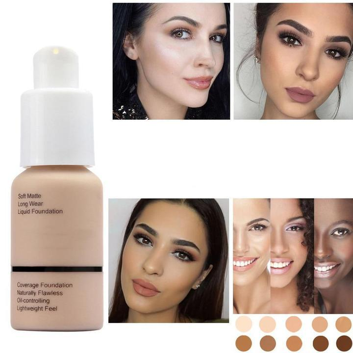 Magic Pro Soft Matte Liquid Foundation - Fantasy Jewelry Online