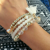 4 Piece Set Multilayer Design Beads Bracelets - Fantasy Jewelry Online