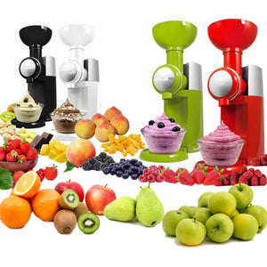 Swirl™ Frozen Fruits Dessert Maker - Fantasy Jewelry Online