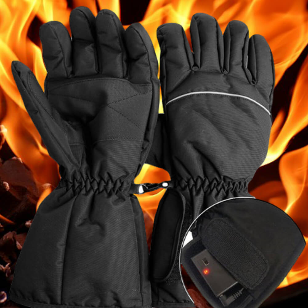 Ultimate Waterproof Heated Gloves - Fantasy Jewelry Online