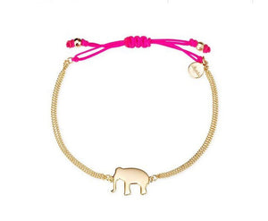 Wishing Elephant Bracelet - Fantasy Jewelry Online