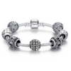 Beautiful Bead Charm Bracelet - Fantasy Jewelry Online